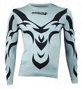 Seamless Dryarn Microfiber shirt - Long sleeve - Diablo