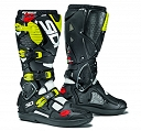 Sidi Crossfire 3 SRS Black-Yellow Fluo